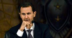 Presidente da Síria e sua mulher estão infectados com coronavírus